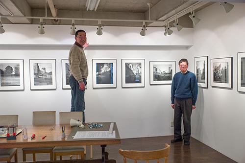 谷 雄治 写真展「Tokyo 8x10」の展示作業完了、2月26日から開催です。_b0194208_21244156.jpg