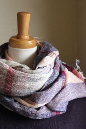 shawl (tamaki niime)_c0118809_21254624.jpg