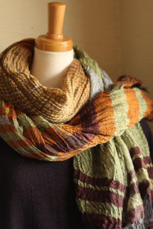 shawl (tamaki niime)_c0118809_21262330.jpg