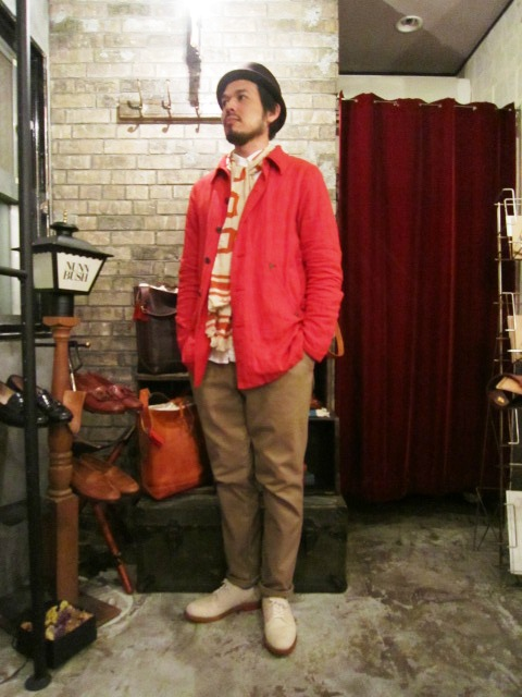"SERO (セロ) ""SUPIMA COTTON OXFORD B/D SHIRTS\"" ご紹介_f0191324_8443880.jpg"