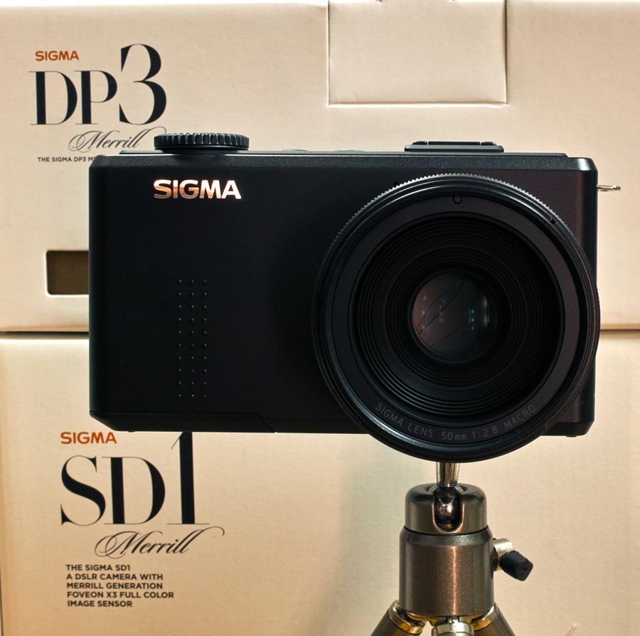 SIGMA DP3 Merrill 導入!_c0223825_23321821.jpg