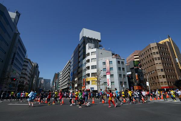 東京マラソン_b0175635_14434584.jpg