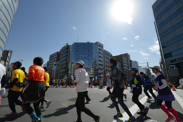 東京マラソン_b0175635_14435151.jpg
