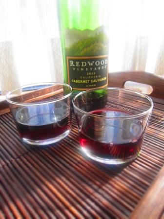 ボルミオリロッコのワイングラス...