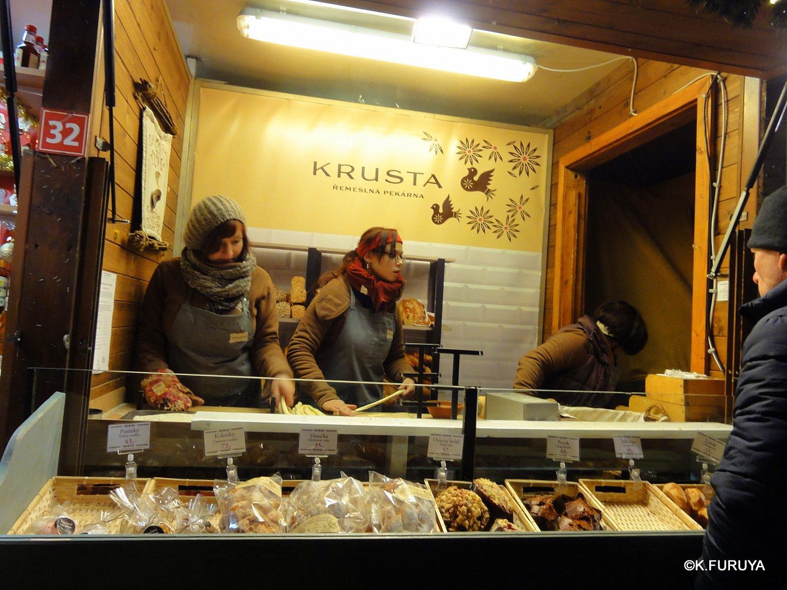 プラハ 14 旧市街広場のクリスマスマーケット_a0092659_2351876.jpg