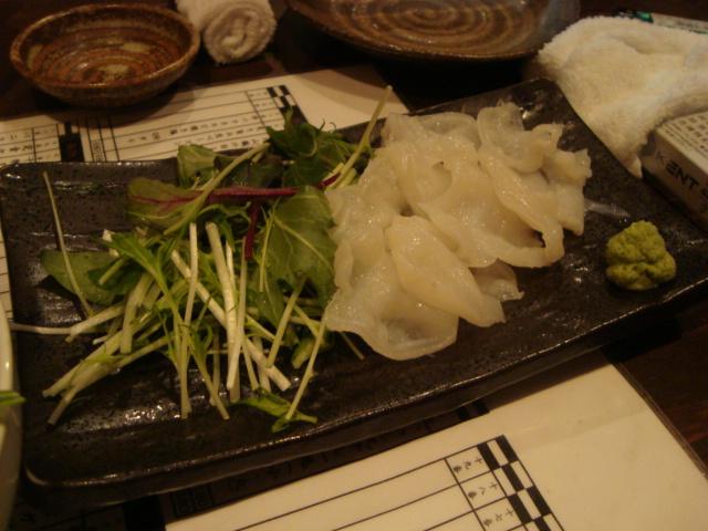 新宿「炭火焼専門食処 白銀屋」へ行く。_f0232060_0405262.jpg