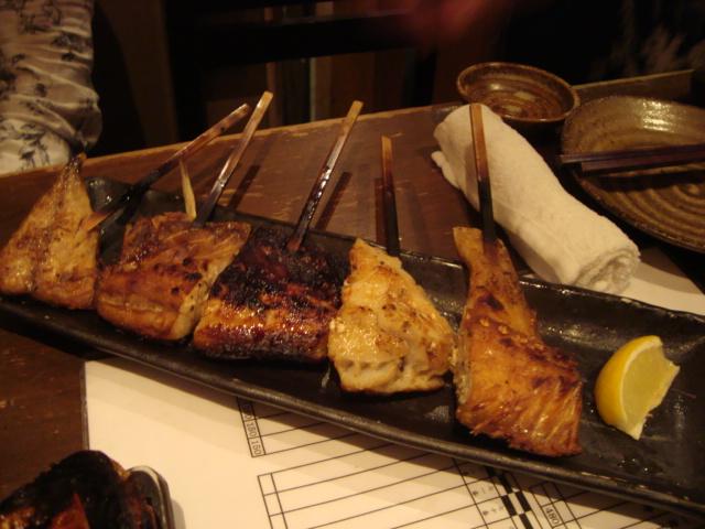 新宿「炭火焼専門食処 白銀屋」へ行く。_f0232060_0425429.jpg