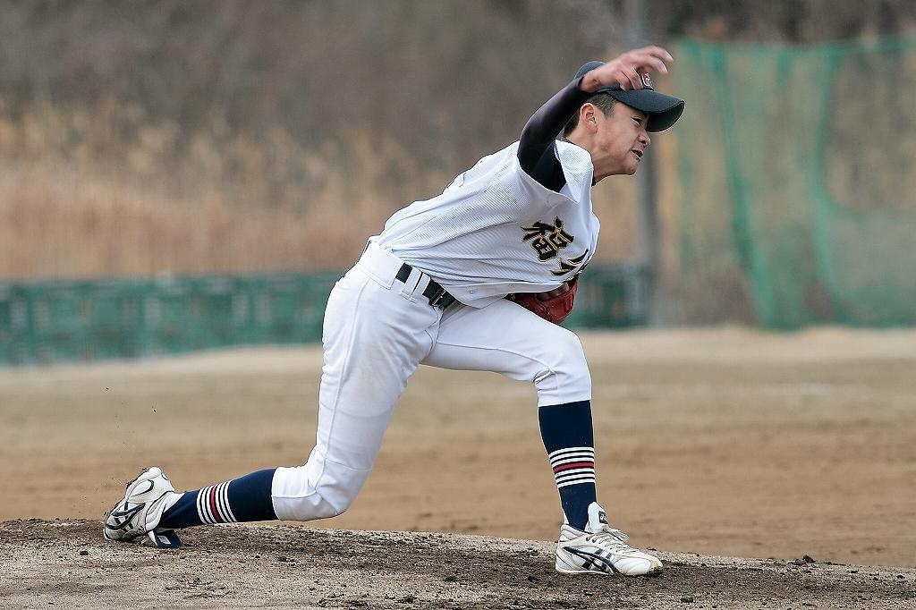 第43回春季大会京都府予選 VS京都ライオンズボーイズ2_a0170082_1726548.jpg