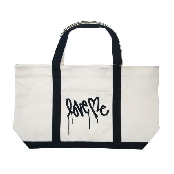 LOVE ME TOTE BAG:SORRY,SOLD OUT!_f0111683_691164.jpg