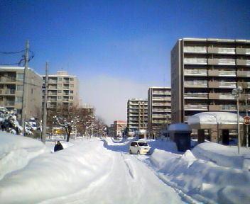 地下鉄平岸駅界隈_f0078286_20225448.jpg