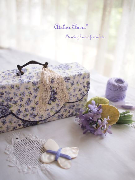 *Claire closet* 自由が丘教室第3土曜日 2013(2月~4月)レッスンのご案内_a0157409_9171292.jpg