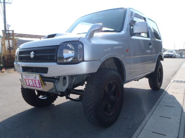 祝☆ご成約 ジムニー XG 4WD 2インチリフトアップ仕様☆_c0213517_10171968.jpg