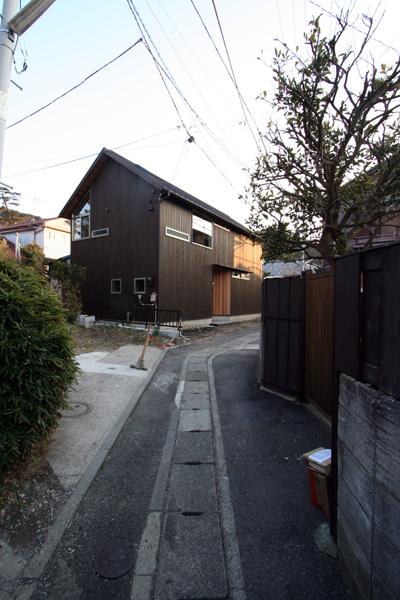 葉山A邸 竣工写真-1_c0225122_1812370.jpg