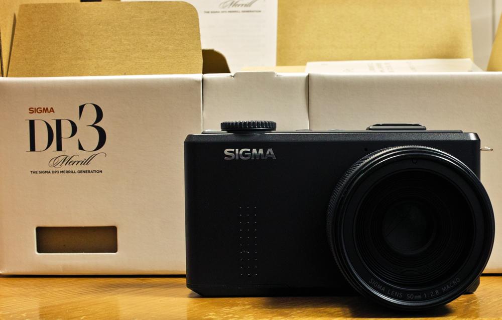 SIGMA DP3 Merrill 導入!_c0223825_0233035.jpg