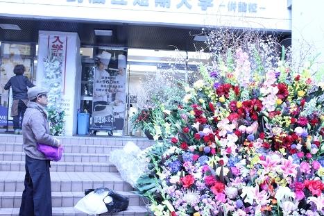 イベント装花(冬の学園祭)_d0125644_12453917.jpg