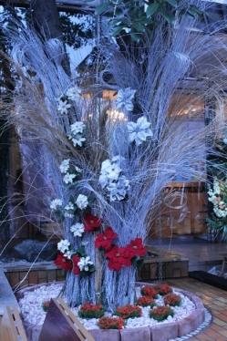 イベント装花(冬の学園祭)_d0125644_12531973.jpg