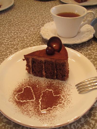 Gâteau au chocolat....._e0220645_2372483.jpg