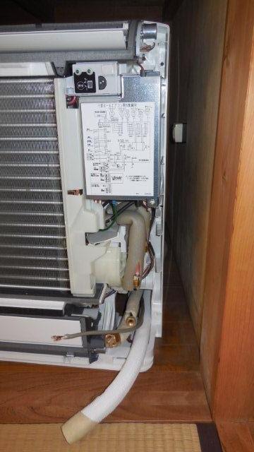 床置型TESガスエアコンの入替(横浜市)_e0207151_20583743.jpg