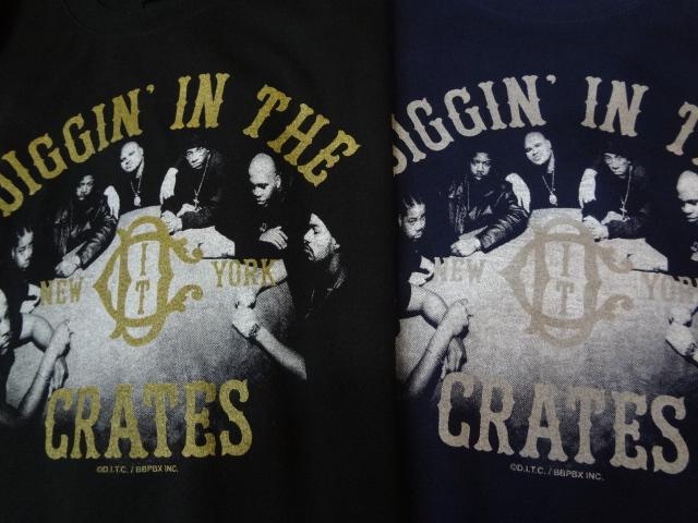 """D.I.T.C. x BBP \""""The Crew\""""_a0221253_19342977.jpg"""