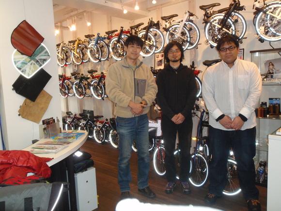 (第2弾)関西方面有力の折り畳み自転車専門店を訪問して参りました。_d0197762_13375214.jpg