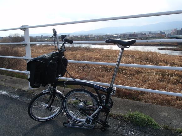 (第2弾)関西方面有力の折り畳み自転車専門店を訪問して参りました。_d0197762_1415385.jpg