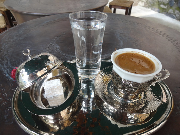 トルココーヒー Türk Kahvesi _d0291764_0561575.jpg