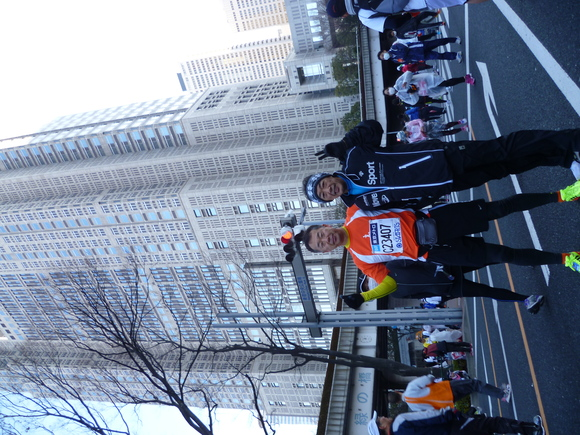 2回目の東京マラソン_d0178668_12554957.jpg