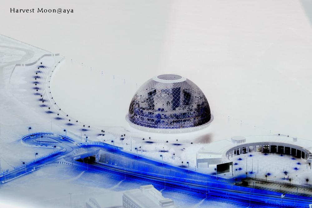 Invert~宇宙船?_b0208495_232411.jpg