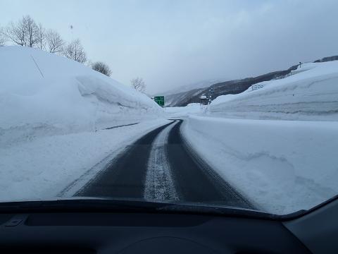 やっぱ雪凄いっす!_b0074601_22124371.jpg