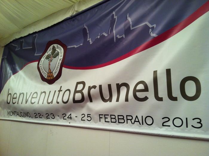 benvenuto Brunello 2013 ☆ ベンヴェヌートブルネッロ①_b0246303_0102116.jpg