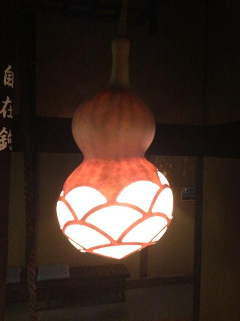 妖艶な灯り  瓢展_e0115904_344286.jpg