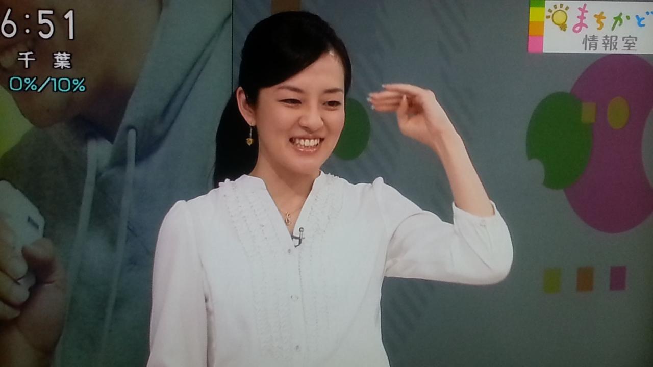 オーバーリアクション NHKおはよう日本 まちかど情報室_b0042308_231326.jpg