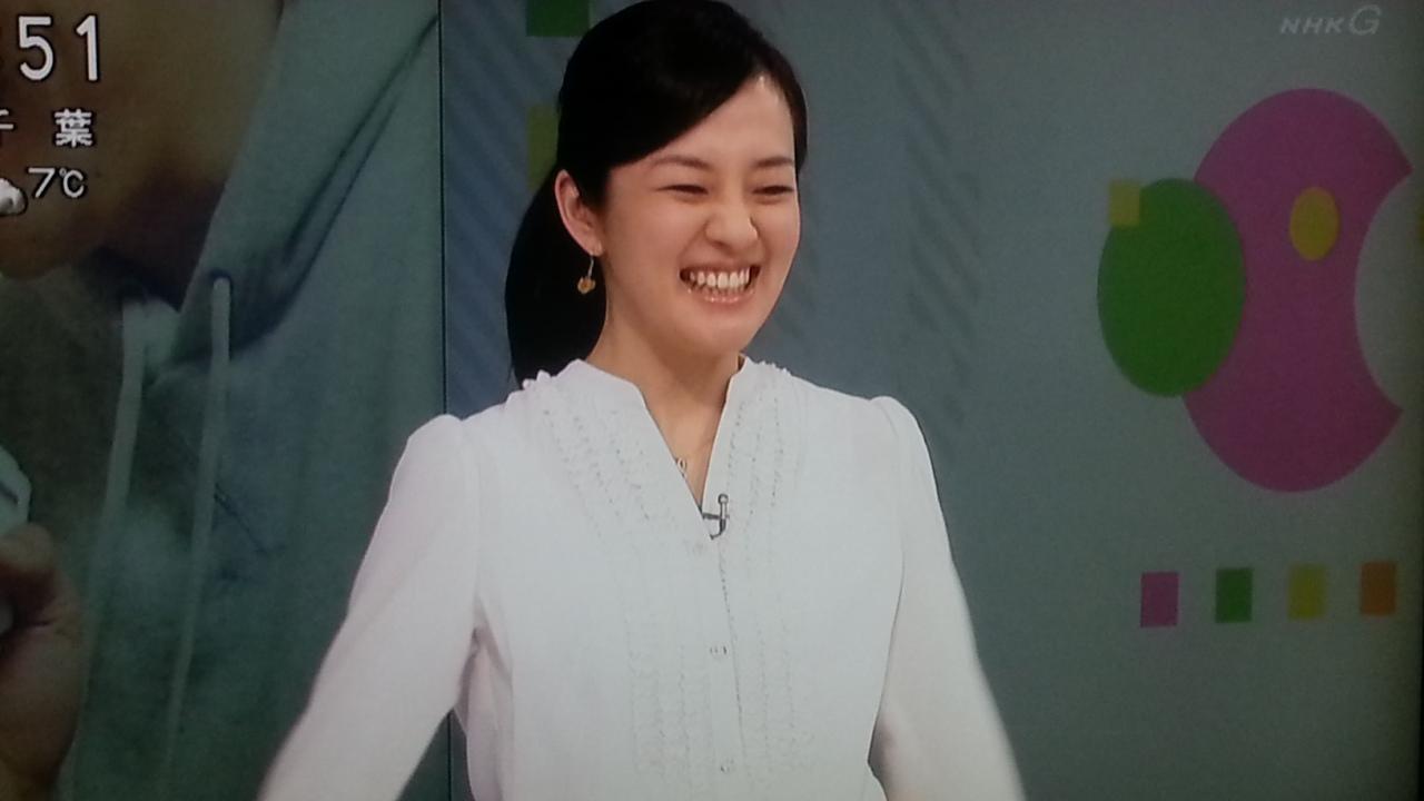 オーバーリアクション NHKおはよう日本 まちかど情報室_b0042308_2394371.jpg