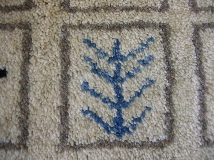 ギャッベ絨毯、マット_e0243413_15502949.jpg
