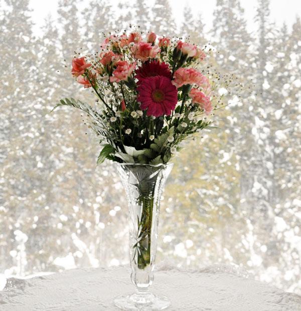ピンクの花束_e0162117_15543547.jpg