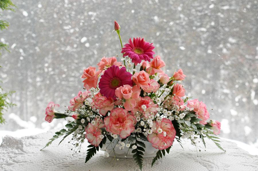 ピンクの花束_e0162117_15544922.jpg