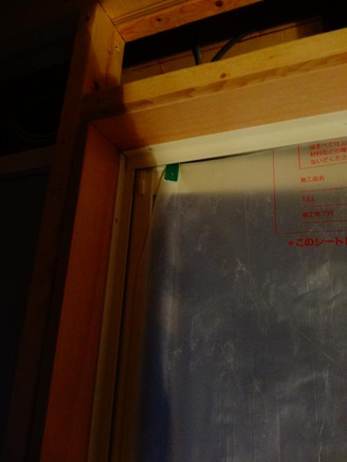 ドア枠延長材・巾木・レンジフード受け材・床下点検口のレクチャー_a0288621_22205493.jpg