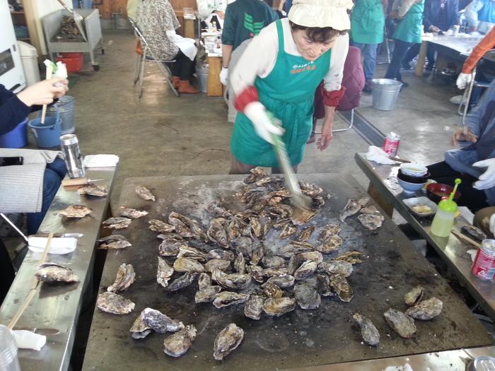 旬の「牡蠣」をたらふく食べてきました。_b0226322_13232568.jpg