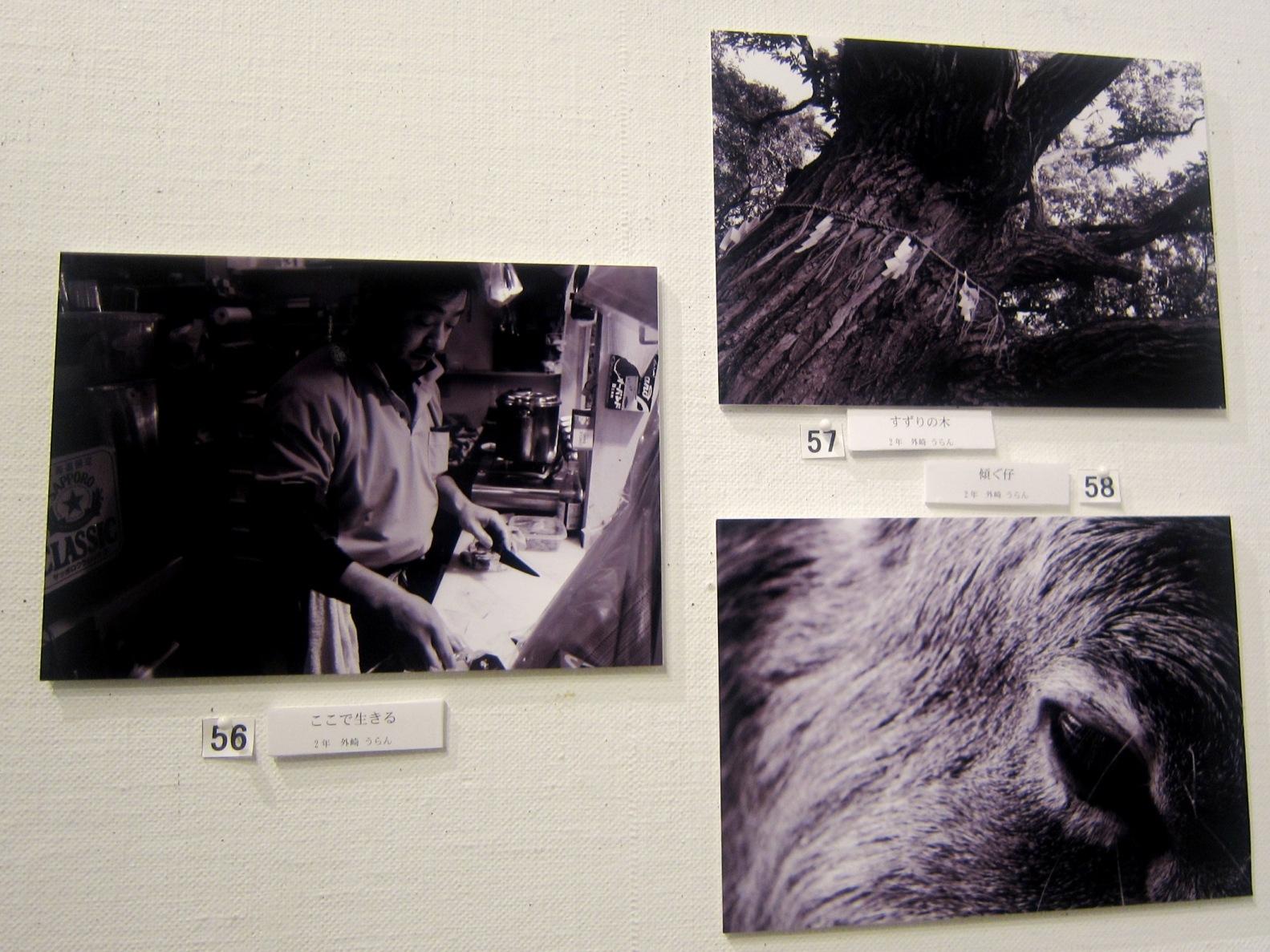 1943)①「札幌大学写真部 卒業写真展 & 学外写真展」 市民g. 終了2月20日(水)~2月24日(日)  _f0126829_2151452.jpg