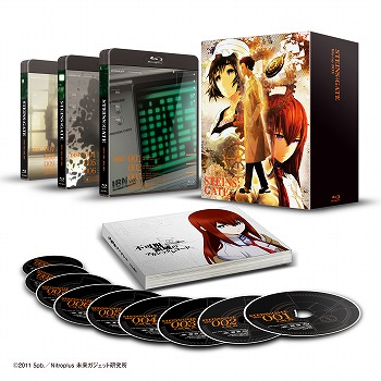 TVアニメ「シュタインズ・ゲート」Blu-ray BOX、特典ブックレットの内容を公開!_e0025035_2201030.jpg