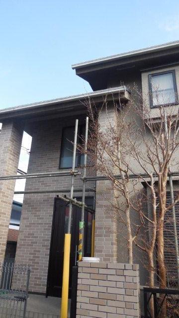 外壁・屋根の塗替えが終わりお引き渡ししました(藤沢市)_e0207151_21284880.jpg