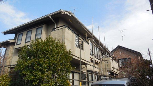 外壁・屋根の塗替えが終わりお引き渡ししました(藤沢市)_e0207151_21311567.jpg