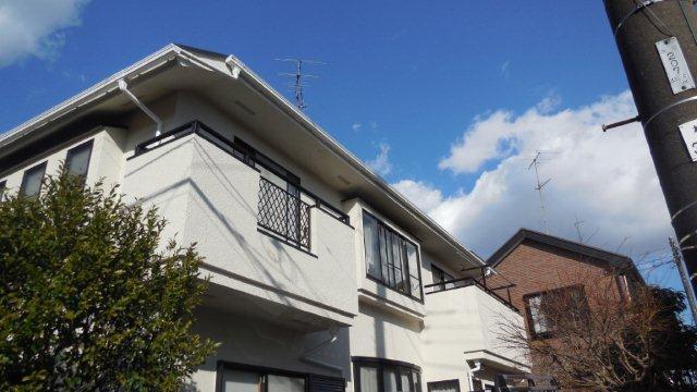 外壁・屋根の塗替えが終わりお引き渡ししました(藤沢市)_e0207151_21312899.jpg