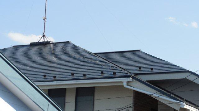 外壁・屋根の塗替えが終わりお引き渡ししました(藤沢市)_e0207151_21322955.jpg