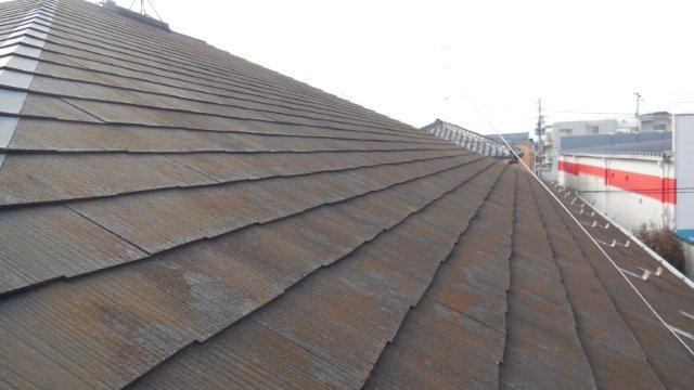 外壁・屋根の塗替えが終わりお引き渡ししました(藤沢市)_e0207151_2132596.jpg