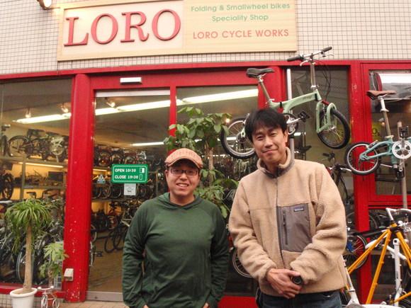 (第3弾)関西方面有力の折り畳み自転車専門店を訪問して参りました。_d0197762_14133637.jpg