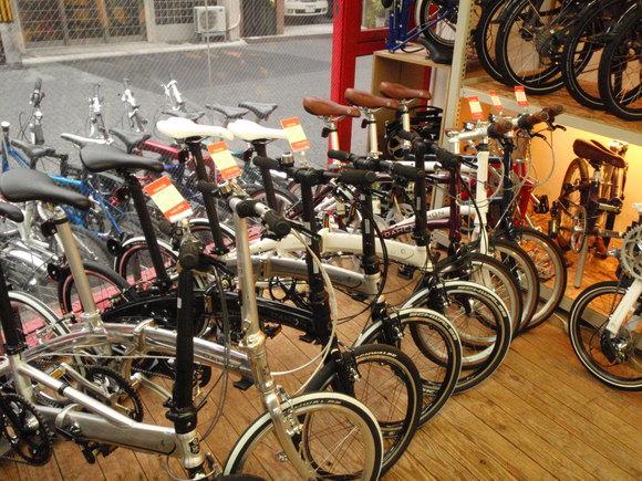 (第3弾)関西方面有力の折り畳み自転車専門店を訪問して参りました。_d0197762_14303434.jpg