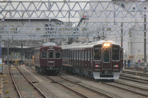 阪急9010F 誘導障害実験_d0202264_172598.jpg