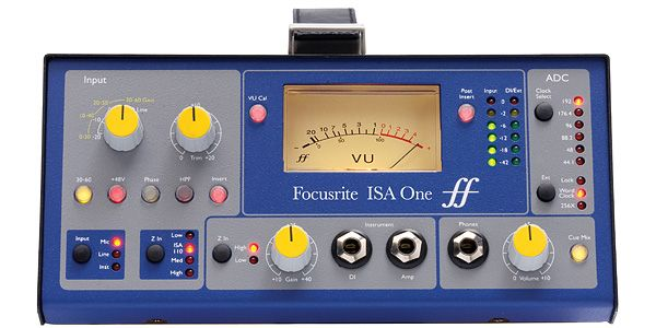 FOCUSRITE / ISA One Analogue_d0000476_17184512.jpg