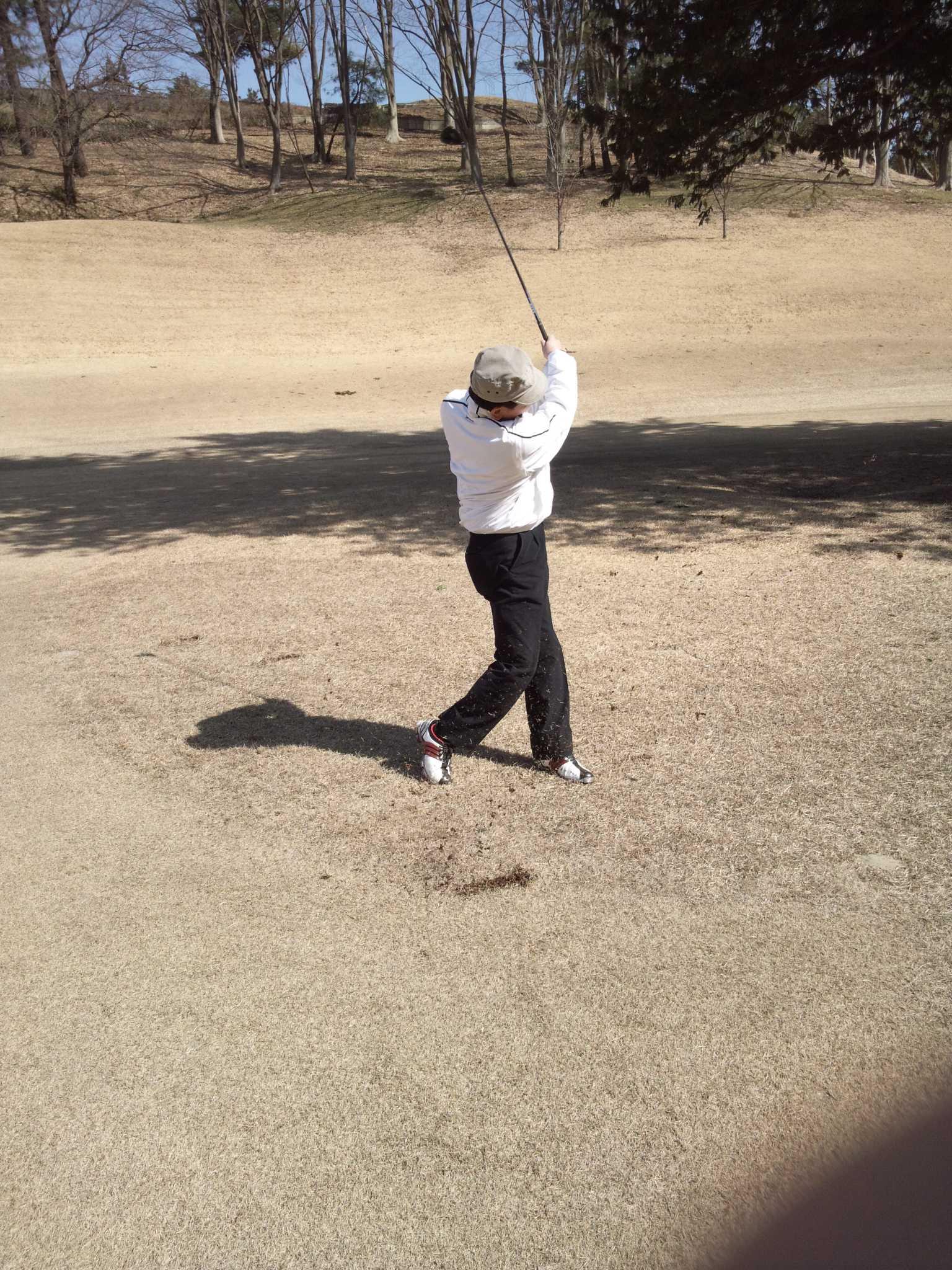 今日はYK会チャリティーゴルフコンペに行ってきました。_e0119092_1812064.jpg